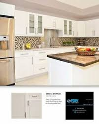 white kitchen cabinets ebay details about solid 100 wood rta cabinet sle door kitchen cabinets color white shaker