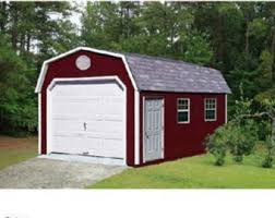 12 X 20 Barn Shed Plans Shed Plans Etsy