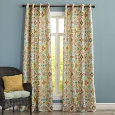 Pier 1 Bedroom Furniture by Kaleidoscope Curtain Pier 1 Imports Living Room Pinterest