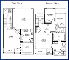 Plan House 16 Small 2 Story Floor Plans 2 Story 1 Bedroom Floor Plans House