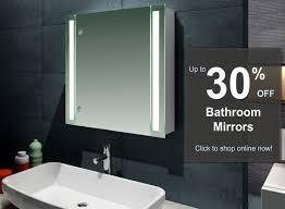 Bathroom Heated Mirror Wonderful Bathroom Mirrors With Lights In Them Light Mirror 1419h