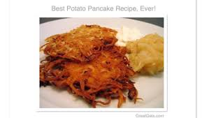 potato pancake mix manischewitz the best hanukkah latkes potato pancake recipe