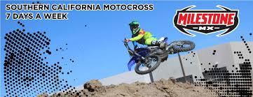 motocross races in california milestone mx park home facebook