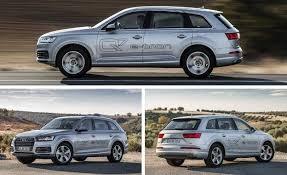 audi leasing usa 2017 audi q7 e tdi in hybrid drive review car