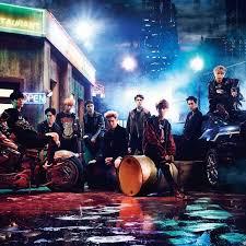 exo japan album exo coming over japanese album review k pop amino