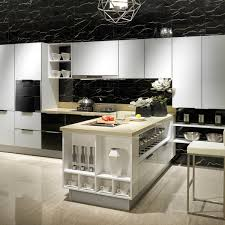 black kitchen furniture home furniture kitchen appliances cabinet electrical products