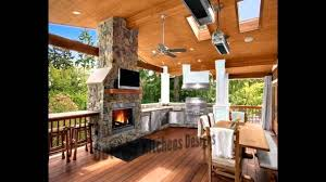 outdoor kitchens designs youtube