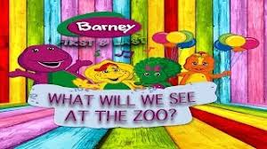 Barney U0027s Backyard Gang Barney by Barney It U0027s Time For Counting 1997 1998 Your Most Vivid Video