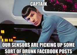 Facebook Post Meme - creating a professional facebook page life in the realm of fantasy