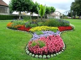 simple flower bed ideaamazing garden flower bed ideas beautiful