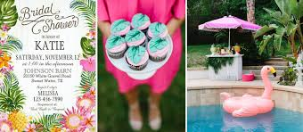 Tropical Party Themes - tropical bridal shower inspiration the yes girls