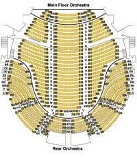 seating charts hult center for the performing arts