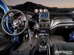 mitsubishi evo 9 interior 2006 mitsubishi lancer evolution ix import tuner magazine