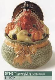 fitz floyd seasonal cookie jars at replacements ltd