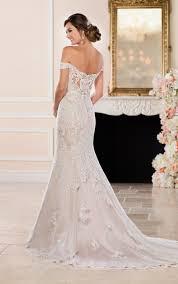 mermaid wedding dress glamorous mermaid wedding gown stella york wedding dresses