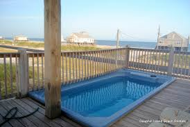 dauphin island rentals with pools