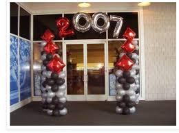 79 best graduation images on pinterest balloon decorations