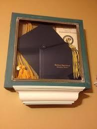 graduation keepsakes shadow box to keep all your graduation keepsakes grad cap bling