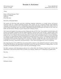 best solutions of marketing manager cover letter uk for letter