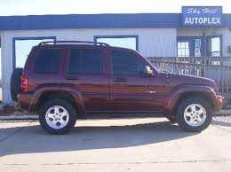 2002 jeep limited 2002 jeep liberty limited 4wd jeep colors