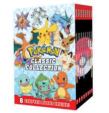 13 pokemon books pokeshelf discovergeek geek gifts