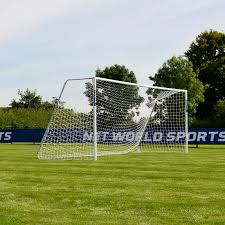 Soccer Net For Backyard by Forza Soccer Goal 18 5ft X 6 5ft Alu60 Net World Sports