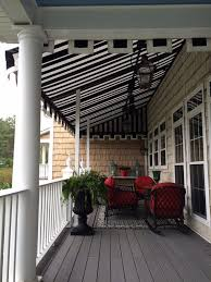 Outdoor Canvas Awnings Canvas Awnings Evergreen Awnings