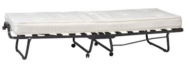 Folding Bed Mattress Symple Stuff Folding Bed With Mattress Reviews Wayfair