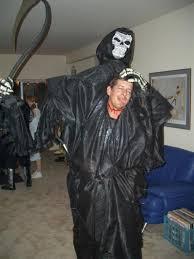 Grim Reaper Halloween Costume Grim Reaper Costumes Costumemodels