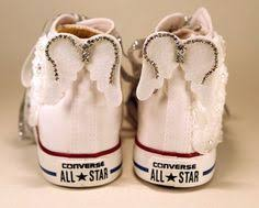 Wedding Shoes Converse A Converse Wedding Converse Party Wear And Weddings