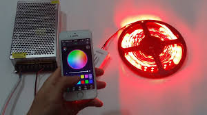 Led Light Strip Controllers by Bluetooth Wifi Music Rgbw Led Controller For Color Change Rgb
