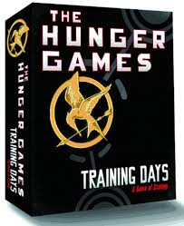 amazon com the hunger games training days strategy game toys
