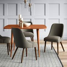 mid century modern dining table set popular ideas mid century modern dining room sets top design