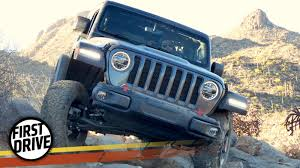 jeep couple the 2018 jeep wrangler didn u0027t get soft it got much better