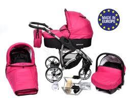 poussette si e auto allivio landau pour bébé siège auto poussette système 3en1