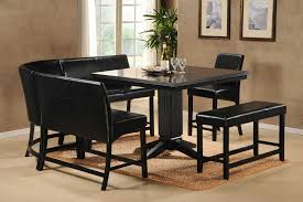 refinished dining room table contemporary dining room miami by download