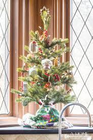 kitchen christmas tree ideas christmas season 42 striking kitchen christmas ornaments images