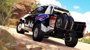Ford Ranger 2014 Model Forza Horizon 3 Cars