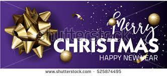 merry happy new year web stock vector 525874474