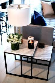 table d appoint pour canapé table d appoint pour canape basse en marbre 58 idaces donner du