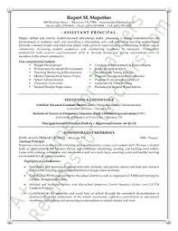 list of core strengths elementary principal u0027s cover letter example cover letter