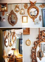 Lightweight Mirror For Wall Best 25 Mirror Collage Ideas On Pinterest Mirror Wall Collage