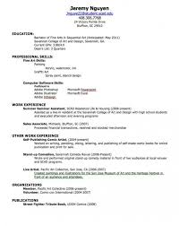 Create My Own Resume Online Free Your Free Resume