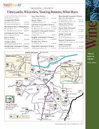 California Wine Country Map Nevada County Wineries Map Sierra Foodwineart A Lifestyle Magazine