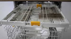Kitchenaid Dishwasher Utensil Holder Miele Dishwashers 3d Cutlery Tray In Action Youtube