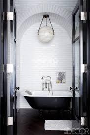 cozy black white bathroom 57 black white floor tile patterns 629