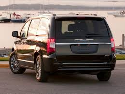 luxury minivan 2015 2015 chrysler town and country price photos reviews u0026 features