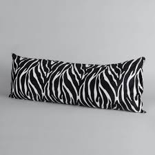 Zebra Bedroom Furniture Sets Amazon Com Best Home Fashion Faux Fur Pillow Covers 18 X Set Of 2