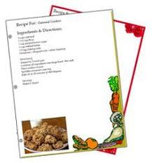29 best recipe cards images on pinterest printable recipe cards