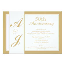 50th wedding anniversary invitations wedding ideas
